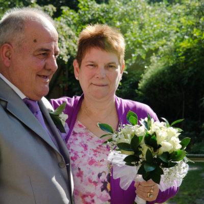 Bob and Susan Evans