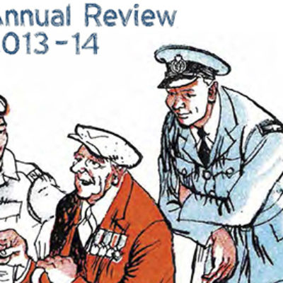 Veterans Aid Annual Review