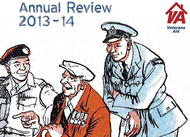 Veterans Aid 2013-14 Annual Review