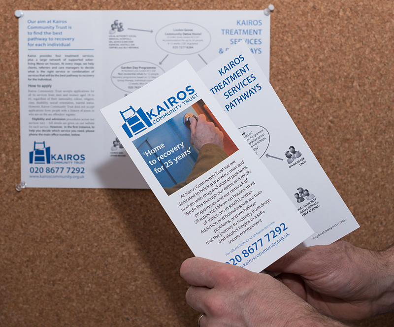 Kairos Community Trust leaflet 2016
