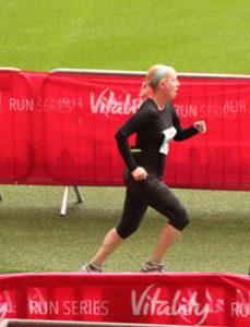 Elaine Anderson-Wright marathon