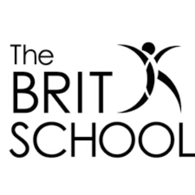 BRIT School logo