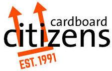 Cardboard Citzens ls logo