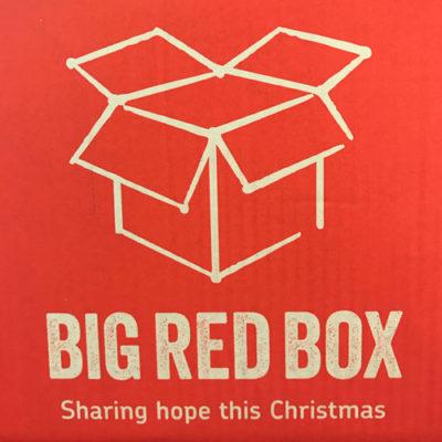 Kairos Christmas boxes