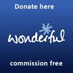 Kairos now on Wonderful Organisation online fundraising platform