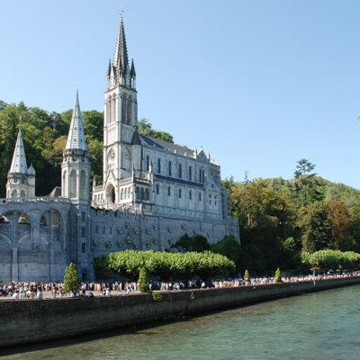 Lourdes river